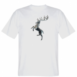 Футболка Baratheon Metal Logo