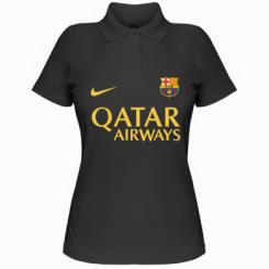 Жіноча футболка поло Барселона