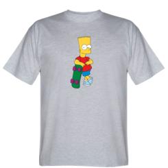 Футболка Bart Simpson