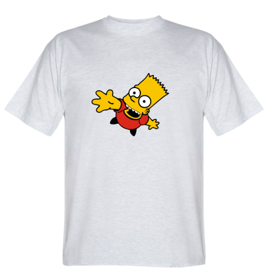 Футболка Барт Симпсон