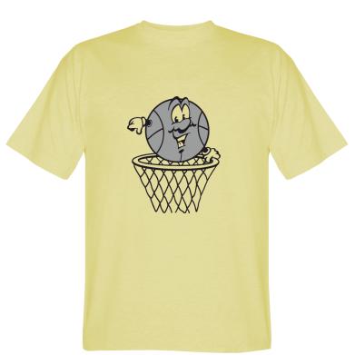 Футболка Баскетбольний м'ячик