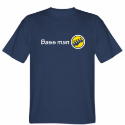 Футболка Bass Man