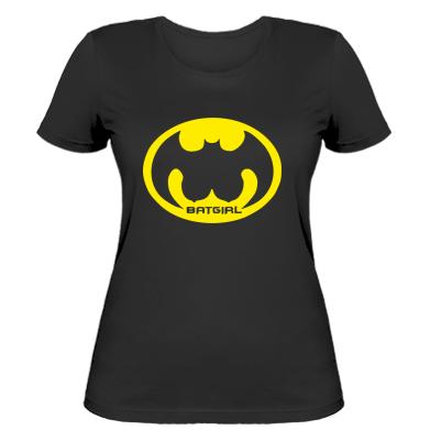 Жіноча футболка Bat Girl