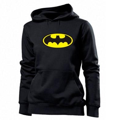 Толстовка жіноча Batman