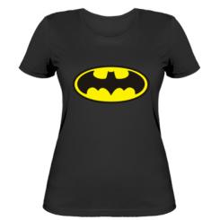 Жіноча футболка Batman
