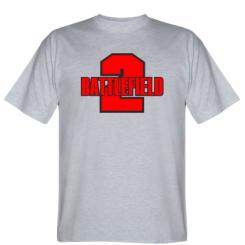 Футболка Battlefield 2 Логотипу