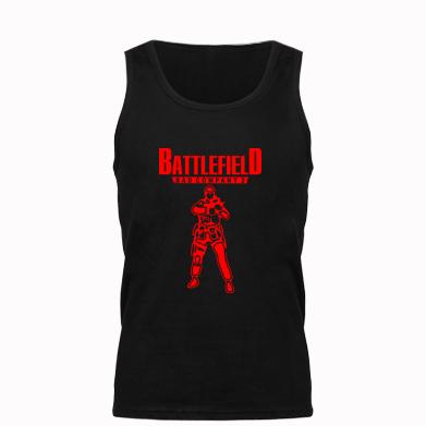 Мужская майка Battlefield 2