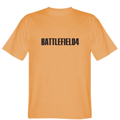 Футболка Battlefield 4