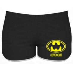 Женские шорты Batwoman