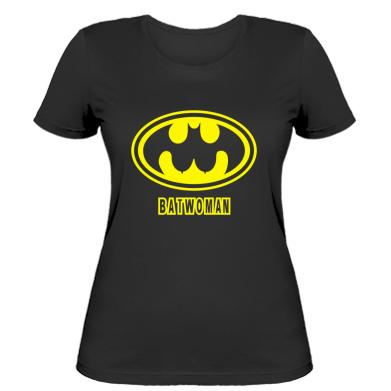 Жіноча футболка Batwoman
