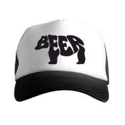 Купити Кепка-тракер Beer