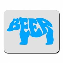 Купити Килимок для миші Beer
