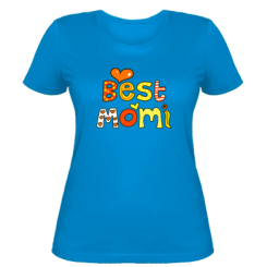 Жіноча футболка Best Momi