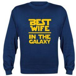 Купити Реглан Best wife in the Galaxy