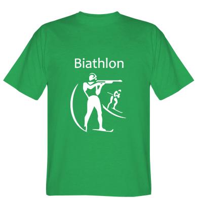Футболка Biathlon