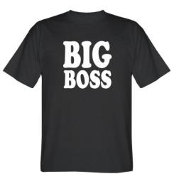 Купити Футболка Big Boss