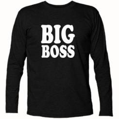 Купити Футболка з довгим рукавом Big Boss