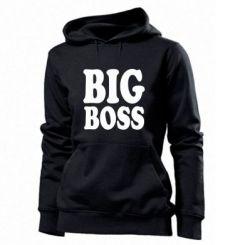 Купити Толстовка жіноча Big Boss