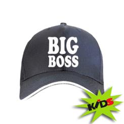 Купити Дитяча кепка Big Boss