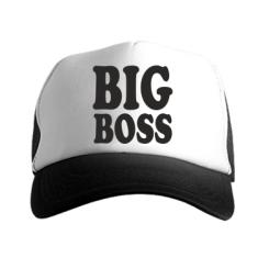 Купити Кепка-тракер Big Boss