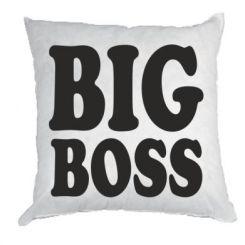 Купити Подушка Big Boss