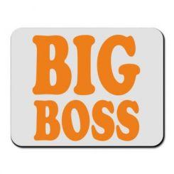 Купити Килимок для миші Big Boss