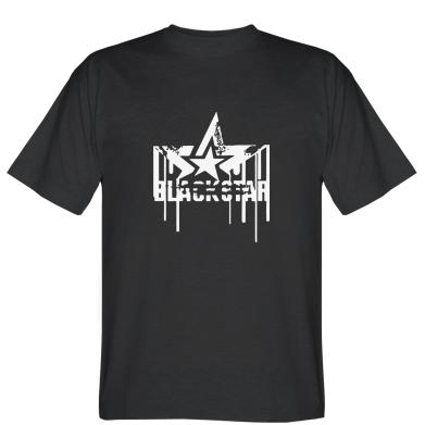 Футболка Black Star Logo