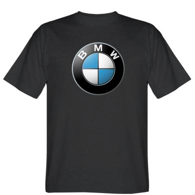 Футболка BMW Logo 3D