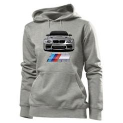 Толстовка жіноча BMW M Power Car