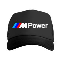 Кепки милитари BMW M Power logo - купить в Киеве 239f377c0a5d5