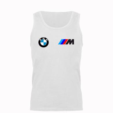 Мужская майка BMW M