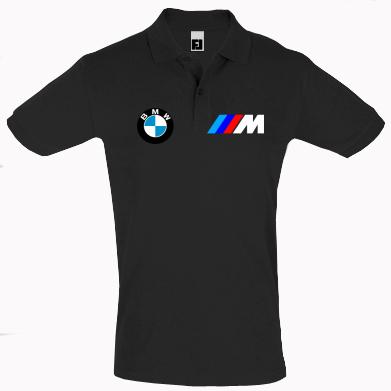 Футболка Поло BMW M