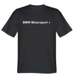 Футболка BMW Motorsport