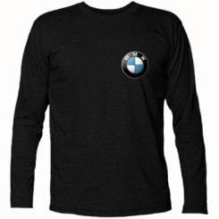 Футболка з довгим рукавом BMW Small Logo