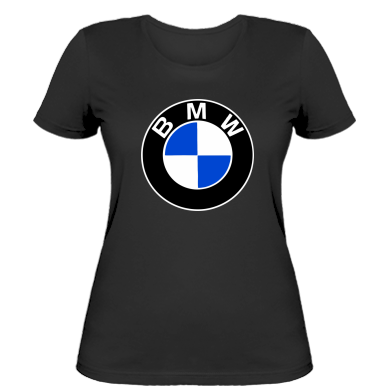 Купити Жіноча футболка BMW