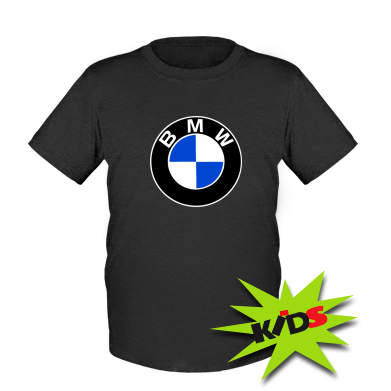 Купити Дитяча футболка BMW