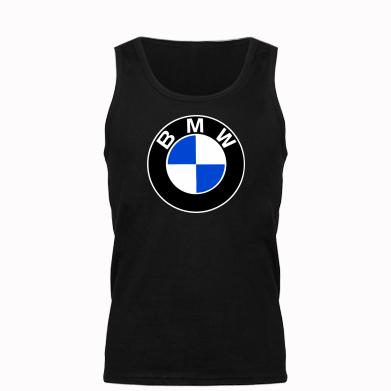 Купити Майка чоловіча BMW