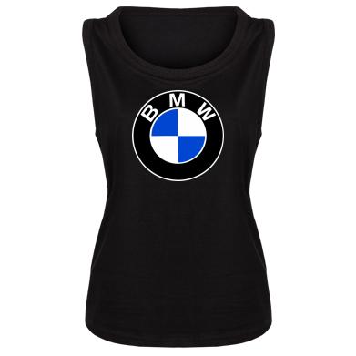 Купити Майка жіноча BMW