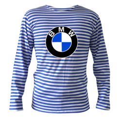 Купити Тільняшка з довгим рукавом BMW