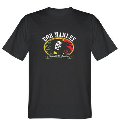 Футболка Bob Marley A Tribute To Freedom