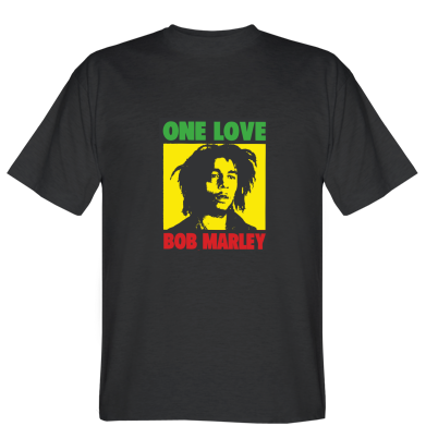 Футболка Bob Marley One Love