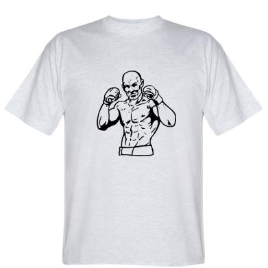 Футболка Боєць MMA