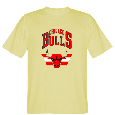 Футболка Великий логотип Chicago Bulls