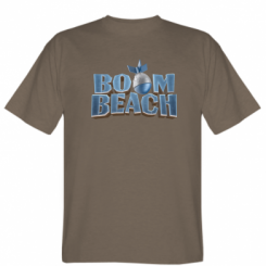 Футболка Boom Beach