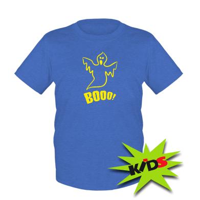 Купити Дитяча футболка Booo!
