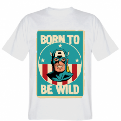 Футболка Born to be Wild