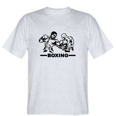 Футболка Boxing Fighters