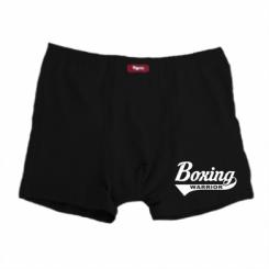 Чоловічі труси Boxing Warrior
