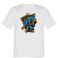 Футболка БПАН лого 3D