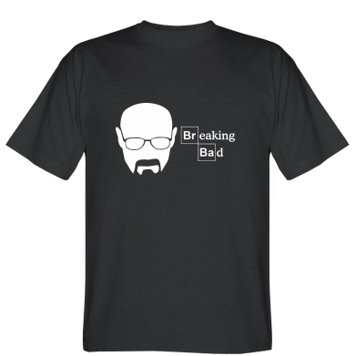 Футболка Breaking Bad Logo